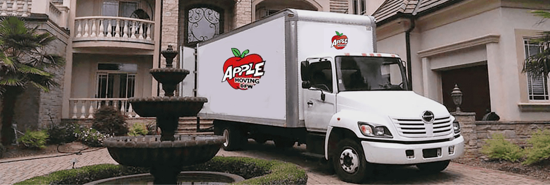 DFW Moving Service Apple Moving